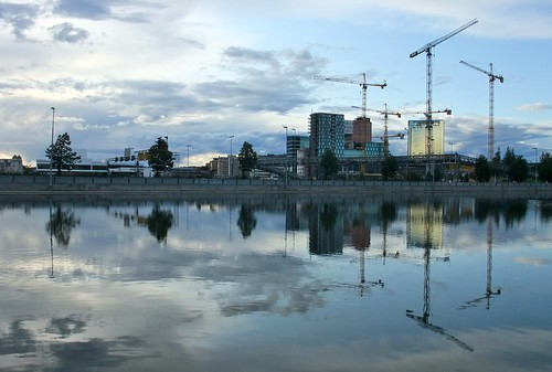 Bjørvika rising