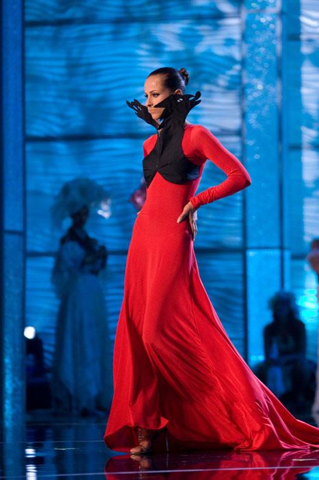 Traje Típico de Miss Albania