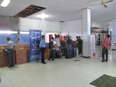 Abflugschalter Bengkulu