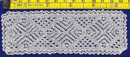 Miniature Orenburg Shawl, 2002
