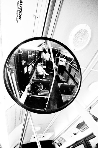 Bus Interior Mirror