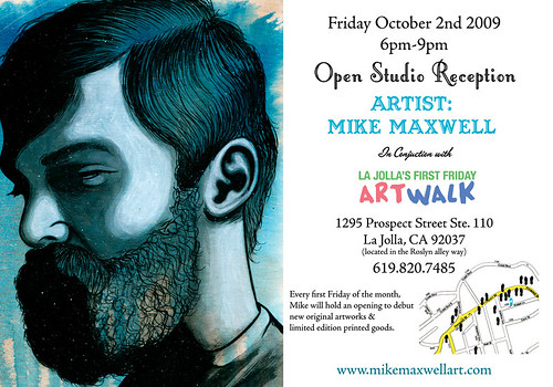 First Friday Open Studios