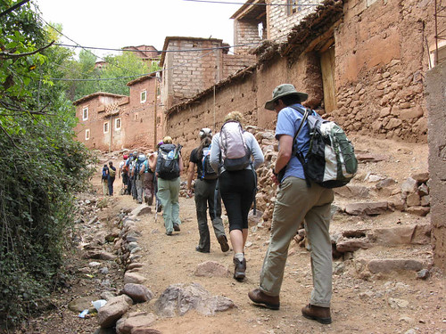 Toubkal start - Imil Oughlad