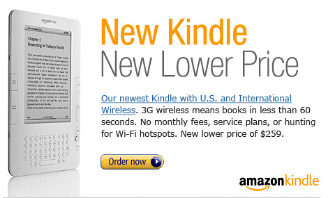 Amazon Kindle New Low Price