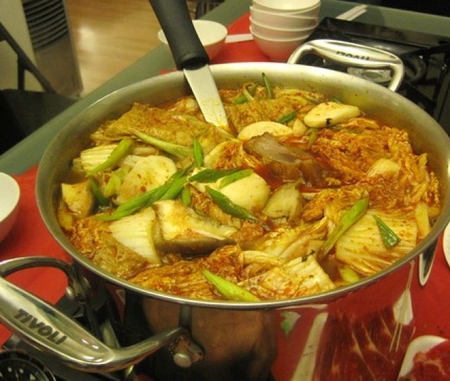 The Reason That Kept Me Going The Whole Ride Was Because I Was So Looking Forward To The Spicy Hot Pot Party Afterward