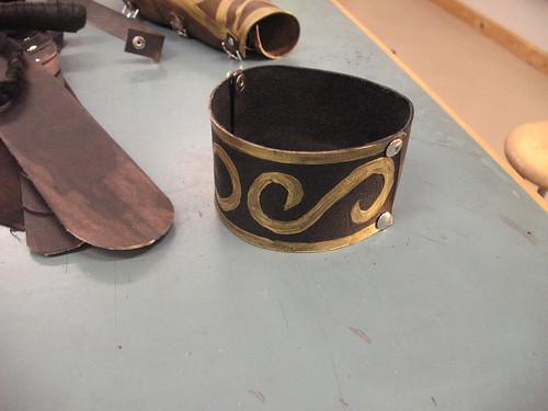 Xena outfit - bracelet