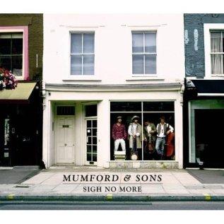"""Mumford & Sons """"Sigh No More"""" album cover"""