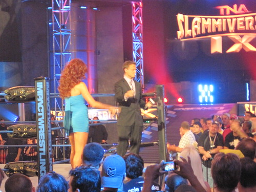 TNA Slammiversary: The Announce Team