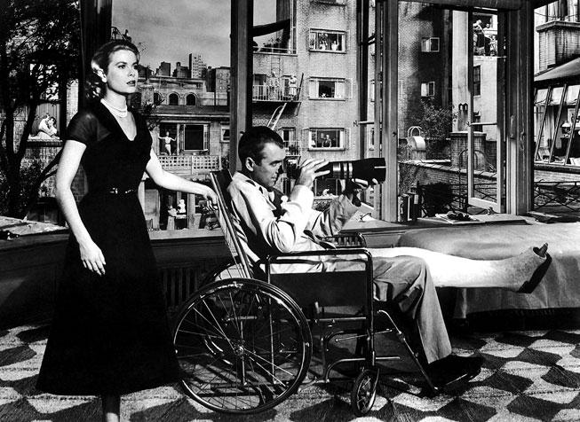 Rear Window, 1954 - Original