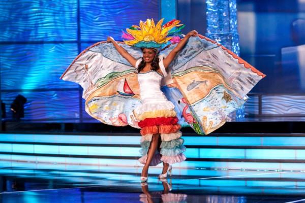 Traje Típico de Miss Turquía