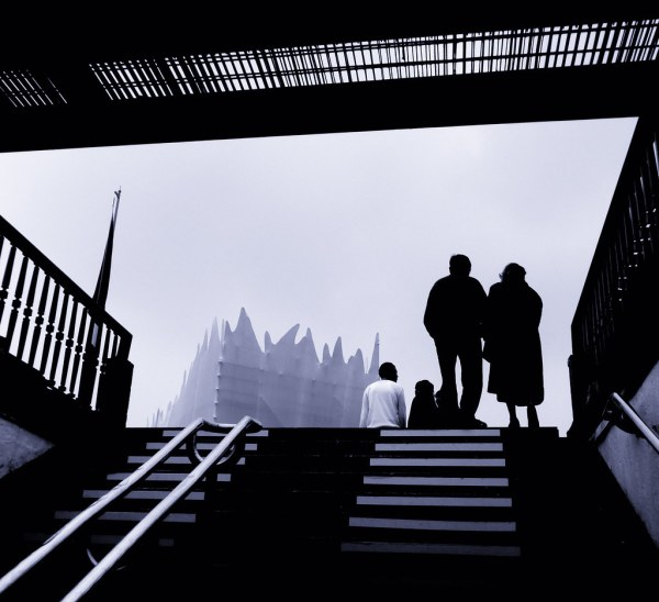 Staircase To Winter