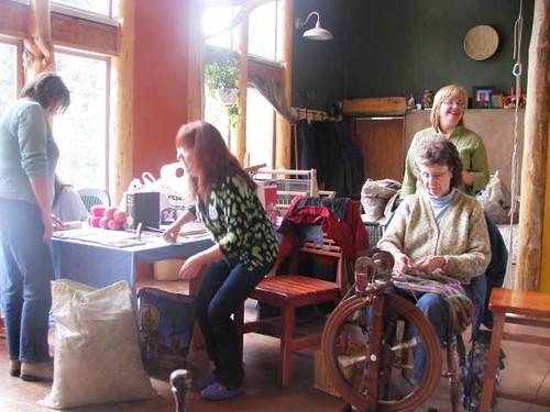 Ruth, Ann, Diane, & Barb