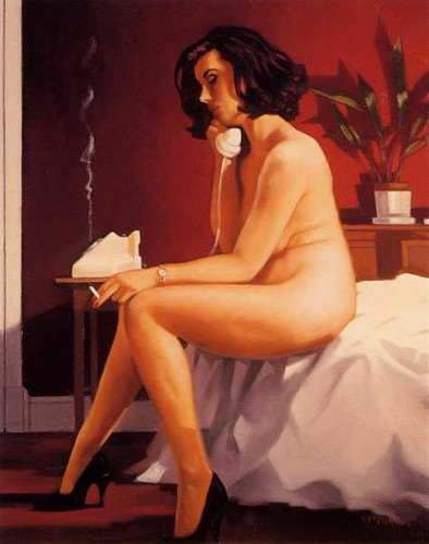 Vettriano, Jack (1951- ) - The Arrangement