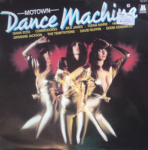 Motown Dance Machine