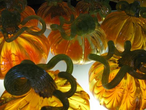 Pumpkins of Glass