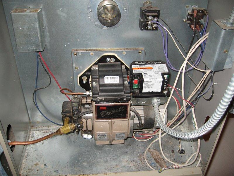 Oil Furnace Wiring Diagram On Oil Furnace Fan Control Wiring