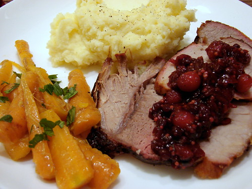 Dinner:  November 1, 2009
