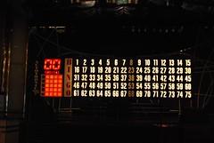 Bingo on the Monarch of the Seas