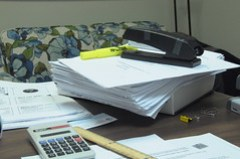 Term Papers. Half way there!