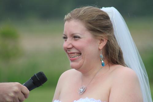 Ryn and Alex's Wedding - Ceremony - Ryn Ring Exchange