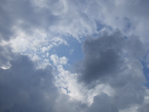 Cloudy September Sky