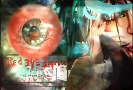 Turquoise Unicorn Studios - Week 09 - Red Eye Express Halloween Edition