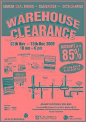 Arah Pendidikan warehouse sales