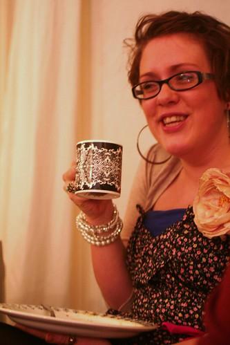 kate and tea