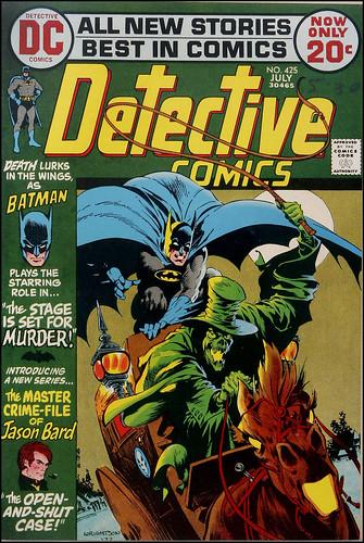 Detective Comics #425.