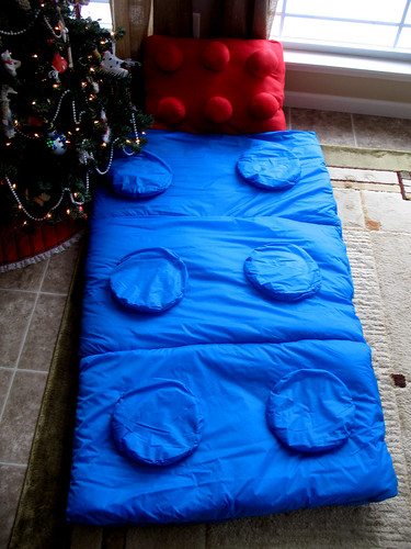 Lego Sleeping Bag
