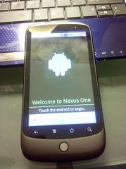 My Nexus One