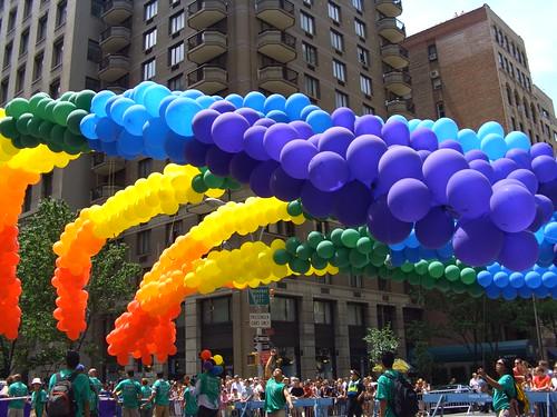 New York Pride Parade 2007