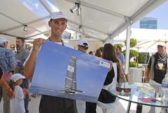 BMW ORACLE Racing Introduces U.S. America's Cu...