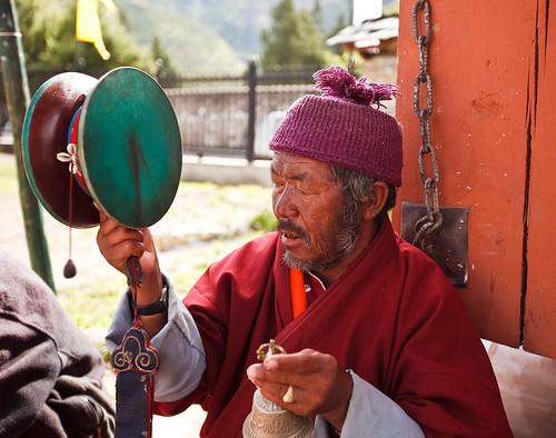 Thimphu Chorten