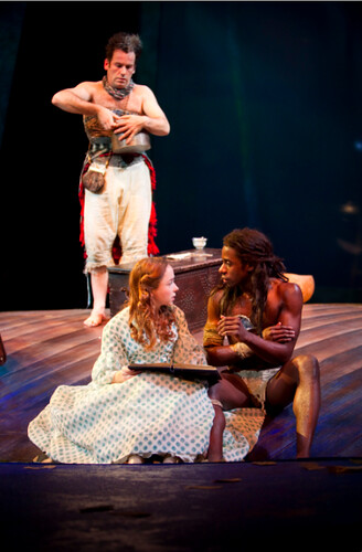 Nation at the National Theatre by Johan Persson