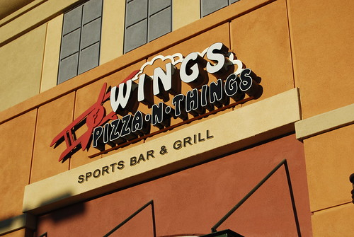 Wings Pizza and Things, Castaic by you.