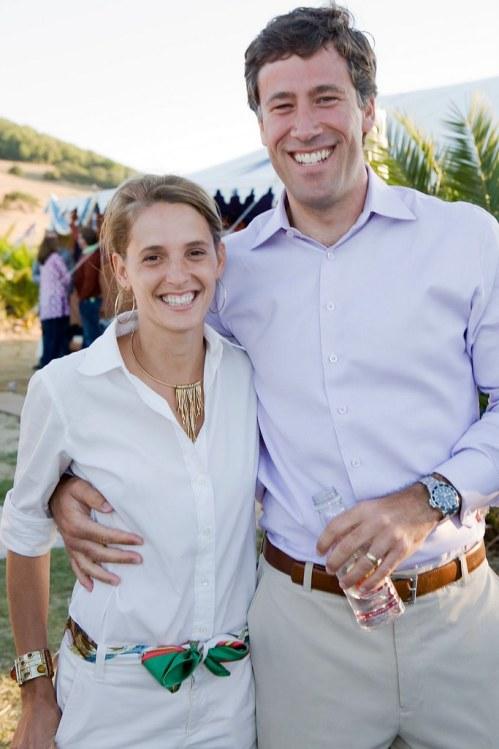Evie and Ryan Simon