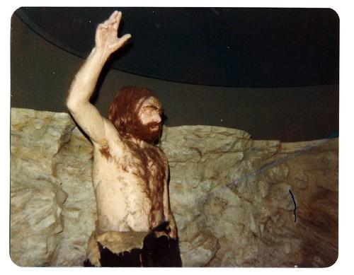 I'm a Neanderthal Yeast