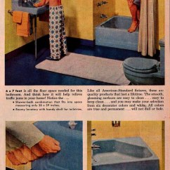 Yellow Kitchen Towels Warehouse The World's Best Photos Of 1950s And Americanstandard ...