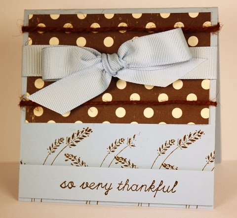 Heres my So Very Thankful Card.