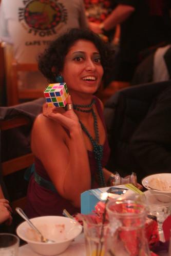 rubix cube rashmi