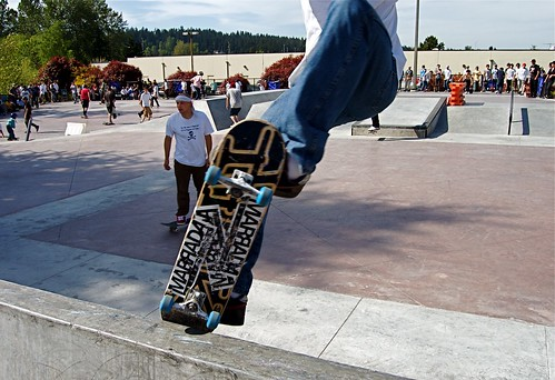 Bellevue skate park funded by youth grants