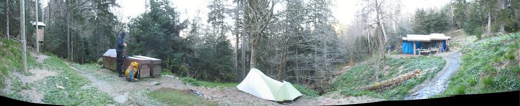 Tricorner Shelter 3