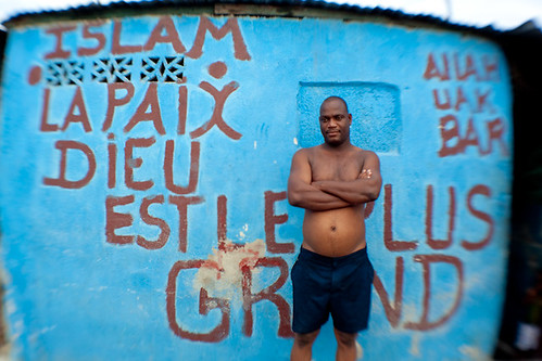 Islam in Haiti by Swiatoslaw Wojtkowiak.