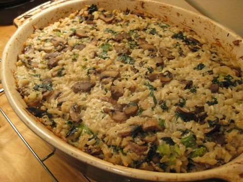Brown Rice Casserole 2
