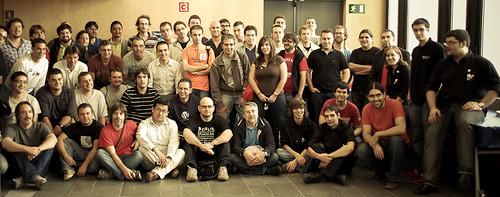 WordCamp Spain 2009-171
