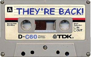 Cassettes Are Back