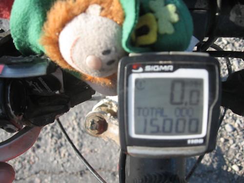 Speedofile - 15,000km