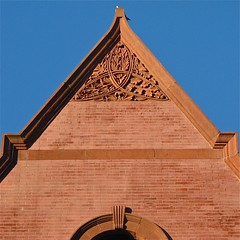 flemish.revival • gable