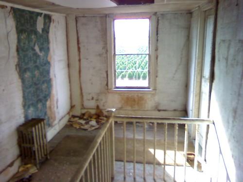 Abandoned house, Ellington, Conn.